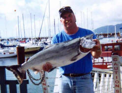 Astoria Oregon Fishing Trips Charters Guides Salmon Tuna Halibut Sturgeon Boat Guided Fish ocean Deep Sea Fishing Saltwater